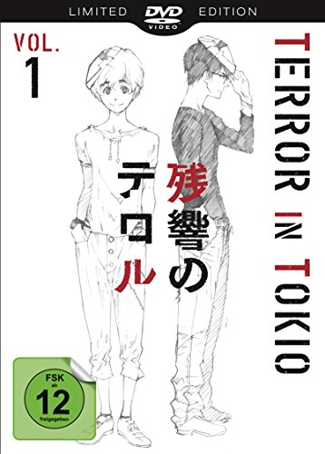 Terror in Tokio Vol. 1 (Limited Special Edition)