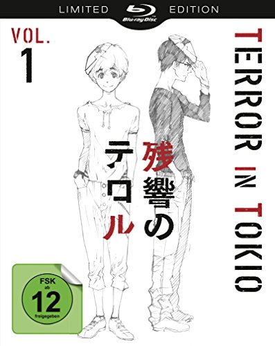 Terror in Tokio Vol. 1 (Limited Special Edition) [Blu-ray]