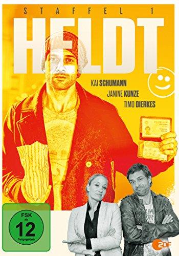 Heldt Staffel 1 (2 DVDs)