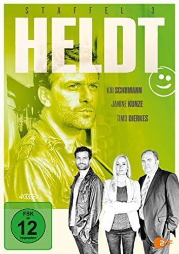Heldt Staffel 3 (4 DVDs)