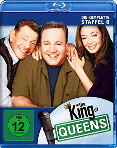 King of Queens Staffel 6 [Blu-ray]