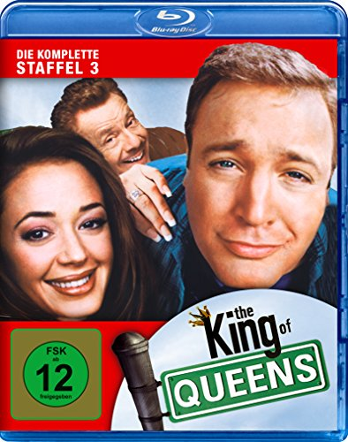 King of Queens Staffel 3 [Blu-ray]