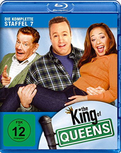 King of Queens Staffel 7 [Blu-ray]