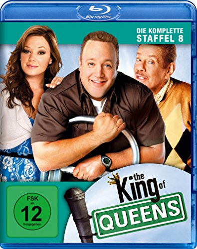 King of Queens Staffel 8 [Blu-ray]