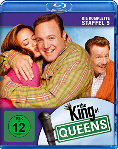 King of Queens Staffel 5 [Blu-ray]
