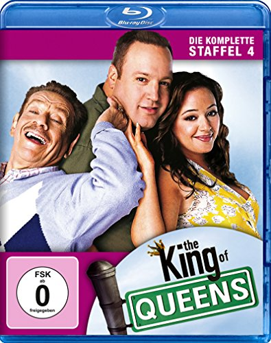 King of Queens Staffel 4 [Blu-ray]
