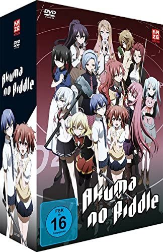 Akuma no Riddle Vol. 1 (+ Sammelschuber)