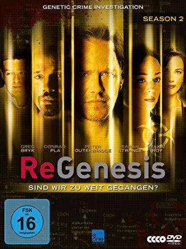 ReGenesis Season 2 (4 DVDs)