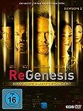 ReGenesis - Season 2 (4 DVDs)