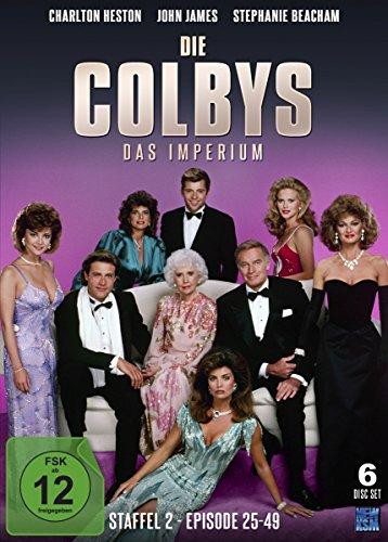 Die Colbys - Das Imperium: Staffel 2 (6 DVDs)