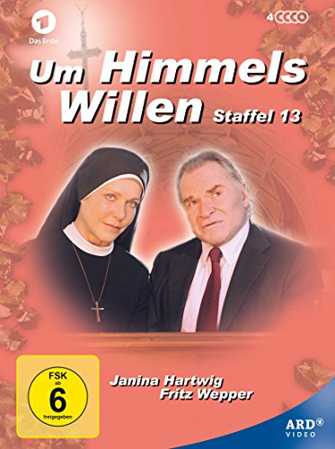 Um Himmels Willen Staffel 13 (4 DVDs)