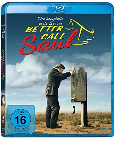 Better Call Saul Staffel 1 [Blu-ray]