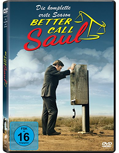 Better Call Saul Staffel 1 (3 DVDs)