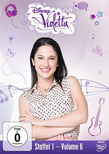 Violetta Staffel 1, Vol. 6 (2 DVDs)