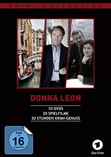 Donna Leon Collection/Folge 1-20 (10 DVDs)