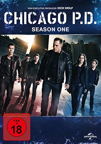 Chicago P.D. Staffel 1 (4 DVDs)
