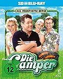 Die Camper - Die komplette Serie (SD) [Blu-ray]