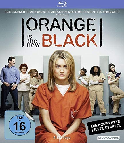 Orange is the New Black Staffel 1 [Blu-ray]