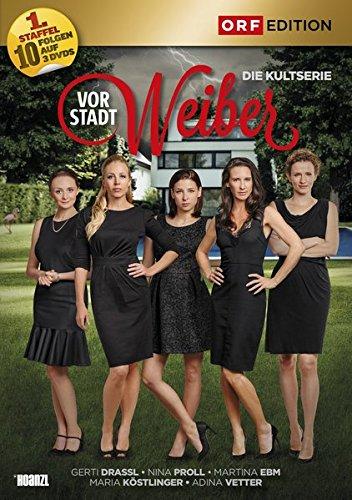 Vorstadtweiber Staffel 1 (Österreich Version) (3 DVDs)