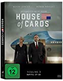 House of Cards - Staffel 3 (4 DVDs)
