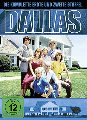 Dallas Staffel  1 & 2 (7 DVDs)
