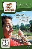 Willi will's wissen: Wer hilft den kranken Tieren? / Wie lebt's sich so als Tier im Zoo?