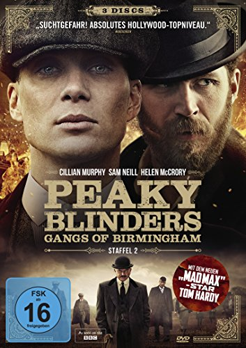 Peaky Blinders - Gangs of Birmingham: Staffel 2 (3 DVDs)