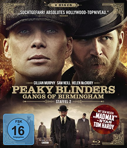 Peaky Blinders - Gangs of Birmingham: Staffel 2 [Blu-ray]