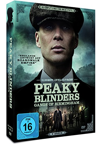 Peaky Blinders Series 1 [Blu-ray]