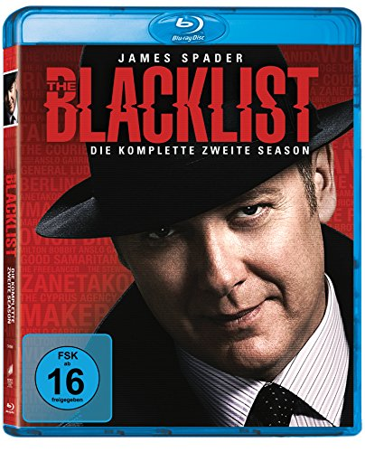 The Blacklist Staffel 2 [Blu-ray]