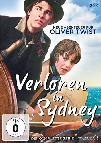 Verloren in Sydney - Neue Abenteuer für Oliver Twist: