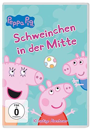 Peppa Pig: Schweinchen in der Mitte und andere Geschichten