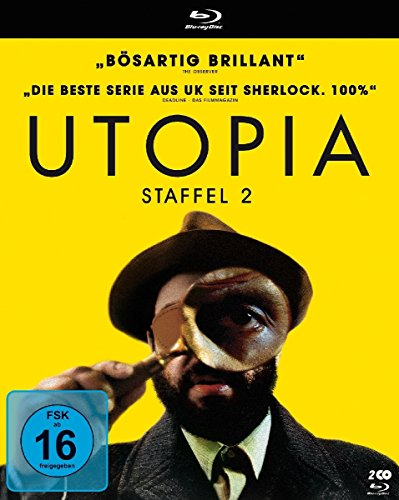 Utopia Staffel 2 [Blu-ray]