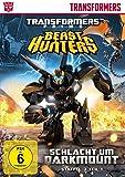 Transformers Prime - Beast Hunters: Staffel 3, Teil 1: Schlacht um Darkmount