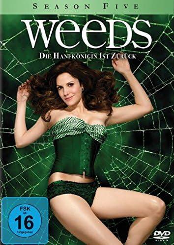 Weeds - Kleine Deals unter Nachbarn, Season 5 (3 DVDs)