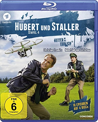 Hubert & Staller Staffel 4 [Blu-ray]