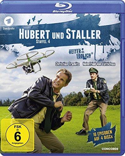 Hubert und Staller Staffel 4 [Blu-ray]
