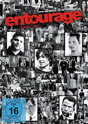 Entourage Staffel 3/Teil 2 (2 DVDs)