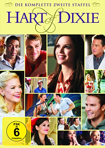 Hart of Dixie Staffel 2 (5 DVDs)