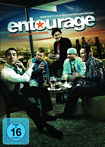 Entourage Staffel 2 (3 DVDs)