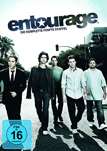 Entourage Staffel 5 (2 DVDs)