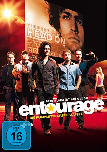 Entourage Staffel 1 (2 DVDs)