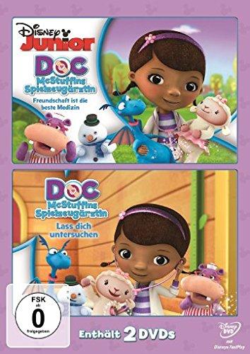 Doc McStuffins, Spielzeugärztin,