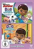 Doc McStuffins, Spielzeugärztin, Vol. 1: Freundschaft ist die beste Medizin / Lass dich untersuchen (2 DVDs)