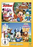 Micky Maus Wunderhaus - Der Zauber von Dizz/Micky und Donald haben eine Farm (2 DVDs)