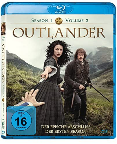 Outlander Staffel 1, Vol. 2 [Blu-ray]