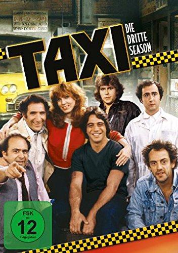 Taxi Staffel 3 (4 DVDs)