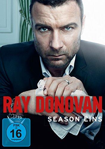 Ray Donovan Staffel 1 (4 DVDs)