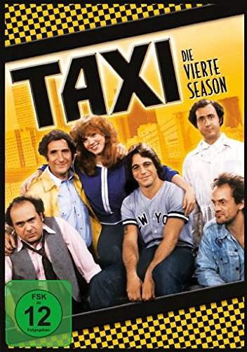 Taxi Staffel 4 (3 DVDs)