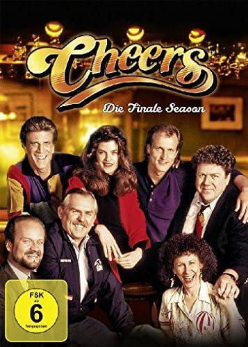 Cheers Season 11 (4 DVDs)
